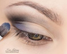 Makeup 101, Eye Makeup, Hooded Eyes, Smokey Eye, Manicure, How To Make, Beauty, Aga, Makeup Eyes