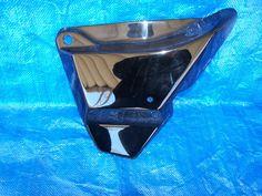 Harley Davidson OEM Left Side Cover Vivid Black Part # 66248-85DH