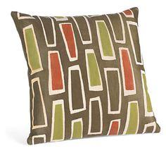 Rhumba Orange Pillow - Pillows - Accessories - Room & Board