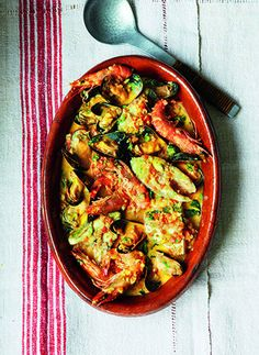 African Recipes – Fish Curry