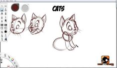 How to Draw Cartoon Animals – Hildur.K.O