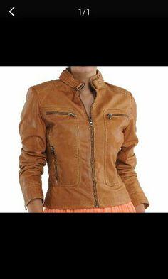 jaket kulit cwa