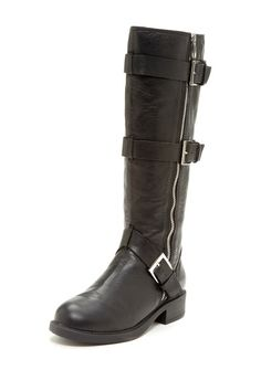 Voxen Tall Buckle Boot