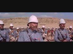 The Battle of Abu Klea - British Troops do battle with Fanatics (1885)