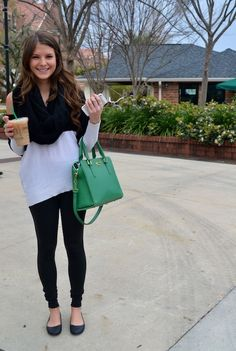 Street Style College Edition - College Campus Style — Shoptiques