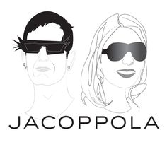 Jacoppola: Marc Jacobs and Sofia Coppola by Don Oehl