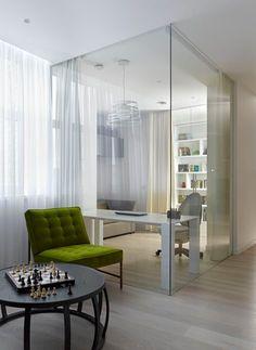 The Apartment on Alexander Nevsky St, Moscow, 2014 - Aleksandra Fedorova Bureau