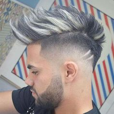 The mohawk fade makes for an awesome variation of the traditional mohawk hairstyle. With buzzed sides that taper to longer, spiked hair on top, the faded mohawk offers a cool haircut style guys can try in 2017. One of the reasons mohawk fade styles have become popular is that any one can get it and …