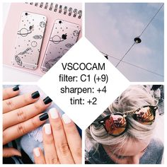"Find and save images from the ""VSCO"" collection by staying strong♡ (augustoswife) on We Heart It, your everyday app to get lost in what you love. Photography Filters, Tumblr Photography, Photography Editing, Photo Editing, Instagram Theme Vsco, Instagram Feed Themes, Fotos Free, Fotografia Vsco, Vsco Hacks"