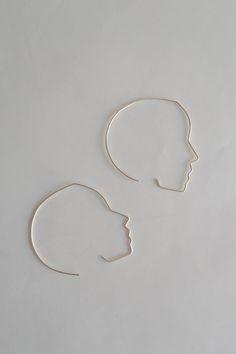 Get A BoB Earrings | Architect's Fashion