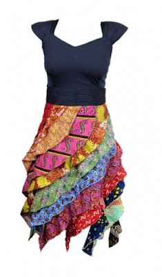 Welcome to StyleAfrique: Get Your Patch on with these Lovely Babe 4 life Patched Ankara Beauties