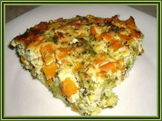 Hash Brown and Ham Upside Down Quiche Healthy Quiche, Fun Cooking, Fruits And Vegetables, Vegetable Recipes, Lasagna, Ham, Herbalism, Paleo, Brunch