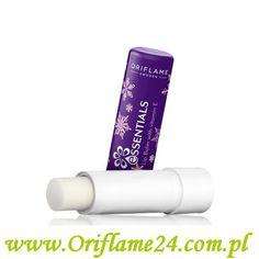 Oriflame - Balsam do ust Essentials z witaminą E. Niezbędny kosmetyk na zimę! Zmiękczający balsam z witaminą E oraz  odżywczym masłem shea, zdziała cuda na suchej, spierzchniętej skórze ust.  Pojemność: 4.5 g.