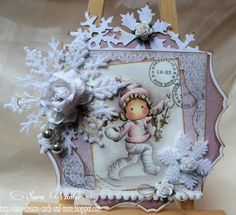 daisy-dreams-cards-and-more.blogspot.com  Winter Wonderland