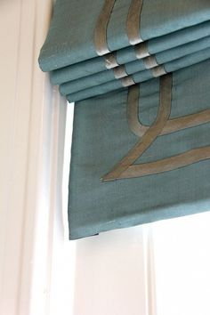 beautiful applique trim