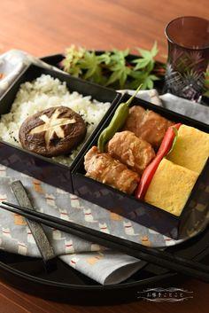 Japanese Lunch, Bento Box 重箱弁当