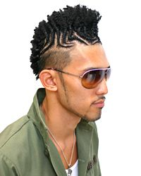 Wonderful Braids Styles For Men With Short Hair