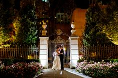 timeless romantic washington dc wedding Procopio Photography 6 550x366 Timeless and Romantic Downtown DC Wedding Reception: Michelle + David