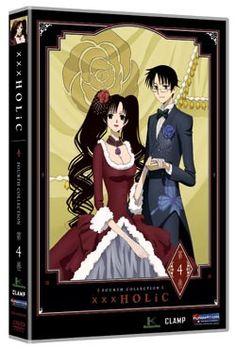 xxxHOLiC DVD 4 (Hyb) Xxxholic, Anime, Animation, Clamp, Art, Art Background, Kunst, Cartoon Movies, Anime Music