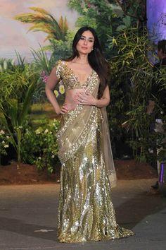 Best sarees spotted: Aishwarya Rai Bachchan, Deepika Padukone, Sonam K Ahuja. here are the sarees that won votes of Bollywood's biggest stars this year Deepika Padukone, Kareena Kapoor Khan, Kareena Kapoor Lehenga, Lehenga Choli, Rekha Saree, Gold Lehenga, Sabyasachi Bride, Lehenga Blouse, Saree Dress