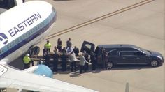 Muhammad Ali's Body Arrives In Louisville Ahead Of His Public Funeral (Photos)