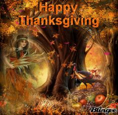 Happy Thanksgiving to All My Friends