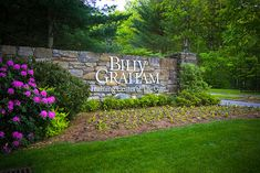 The Billy Graham Training Center at The Cove is nestled in the mountains outside of Asheville, N.C.