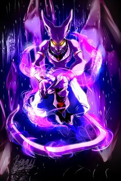 """I'm the destroyer from this universe, the seventh."" — Dragon Ball Z: Battle of Gods I absolutely love Beerus. I went to the theater to watch this movie, and I really..."