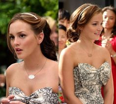 Incredible Hair Gossip Girls And Hairstyles On Pinterest Short Hairstyles Gunalazisus