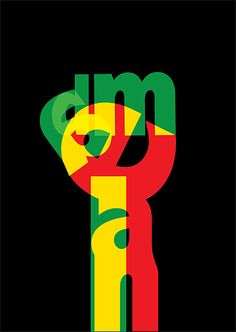 Mandela Poster Project by Jimmy Ball, via Behance
