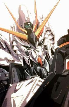 "jump-gate: ν Gundam"" Gundam Head, Gundam 00, Gundam Wing, Gundam Wallpapers, Gundam Mobile Suit, Custom Gundam, Mecha Anime, Gundam Model, Retro"