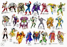 ¡Consigue tu dibujo, a todo color, por López Espí (DIN-A4) en formato apaisado para coleccionar en un portafolio y poderlo usar como archi... All Marvel Superheroes, Avengers Comics, Marvel Comic Books, Marvel Vs, Joker Images, The Uncanny, Comic Book Covers, Retro, X Men