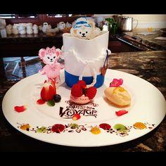 Fun Duffy treats in Tokyo