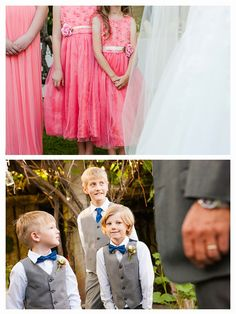Photo by Nichole V Photography Thanksgiving Point Wedding #ceremony #blended #family #wedding