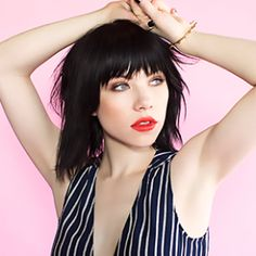 Carly Rae Jepsen Announces 2016 Gimmie Love Tour - Dates Here!