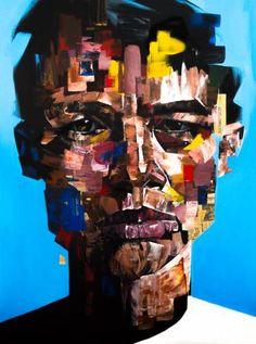 "Saatchi Art Artist Joseph Lee; Painting, ""C h a r l i e , O h i o"" #art"
