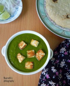 The food factory: How to make Palak paneer from scratch | Spinach co...