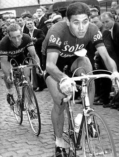 1965, Eddy Merckx & Walter Godefroot