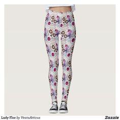 Lady Flor Leggings