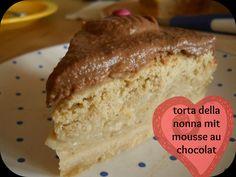 From Veggie to (clean) Vegan: Torta della Nonna zum Muttertag