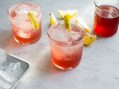 Nonalcoholic drink recipes for Thanksgiving