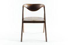 Brigitte - Walnut - White On White FurnitureWhite On White Furniture