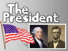 Link to a president's day song and a Disney You-tube clip of Lincoln