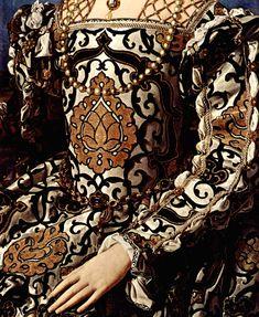 Eleonora Di Toledo Portrait – Naergi's Costuming Site