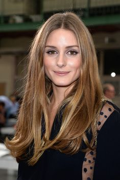Olivia Palermo - Chloe : Front Row - Paris Fashion Week Womenswear Spring/Summer 2014