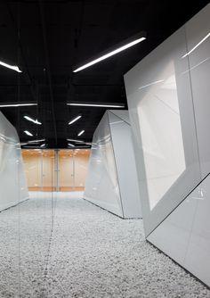 New CTTI headquarters for Generalitat de Catalunya,© Eugeni Pons