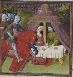 Storia del costume medievale, ricostruzioni storiche e guide per la realizzazione di costumi storici del periodo medievale dal V al XV secolo.