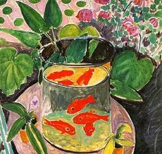 Matisse, Gold Fish