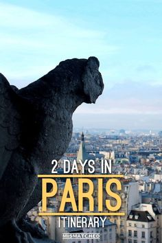 Are 2 days enough to see the highlights of Paris? Absolutely! From the Eiffel Tower to Versailles, check out our full 2 Days in Paris itinerary.