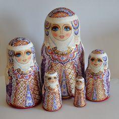 Folk art, Russia and Folk
